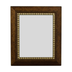 Distressed Framed Wall Mirror dimensions