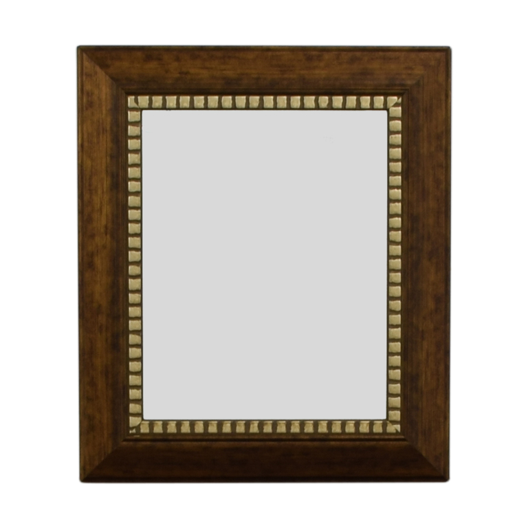 buy  Distressed Framed Wall Mirror online
