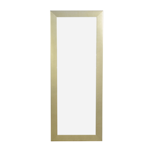 Gold Framed Wall Mirror discount