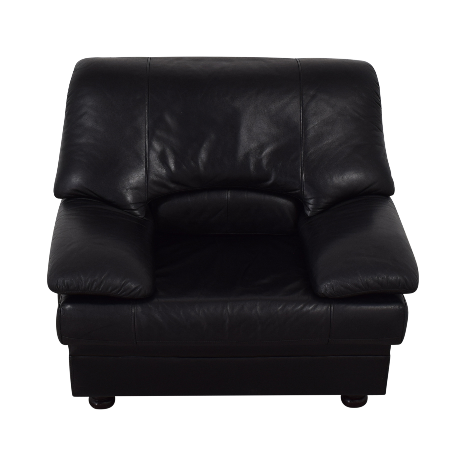 Black Oversized Accent Chair Chairs