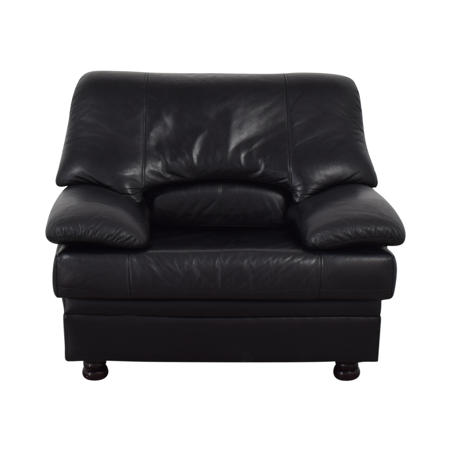 buy Black Oversized Accent Chair