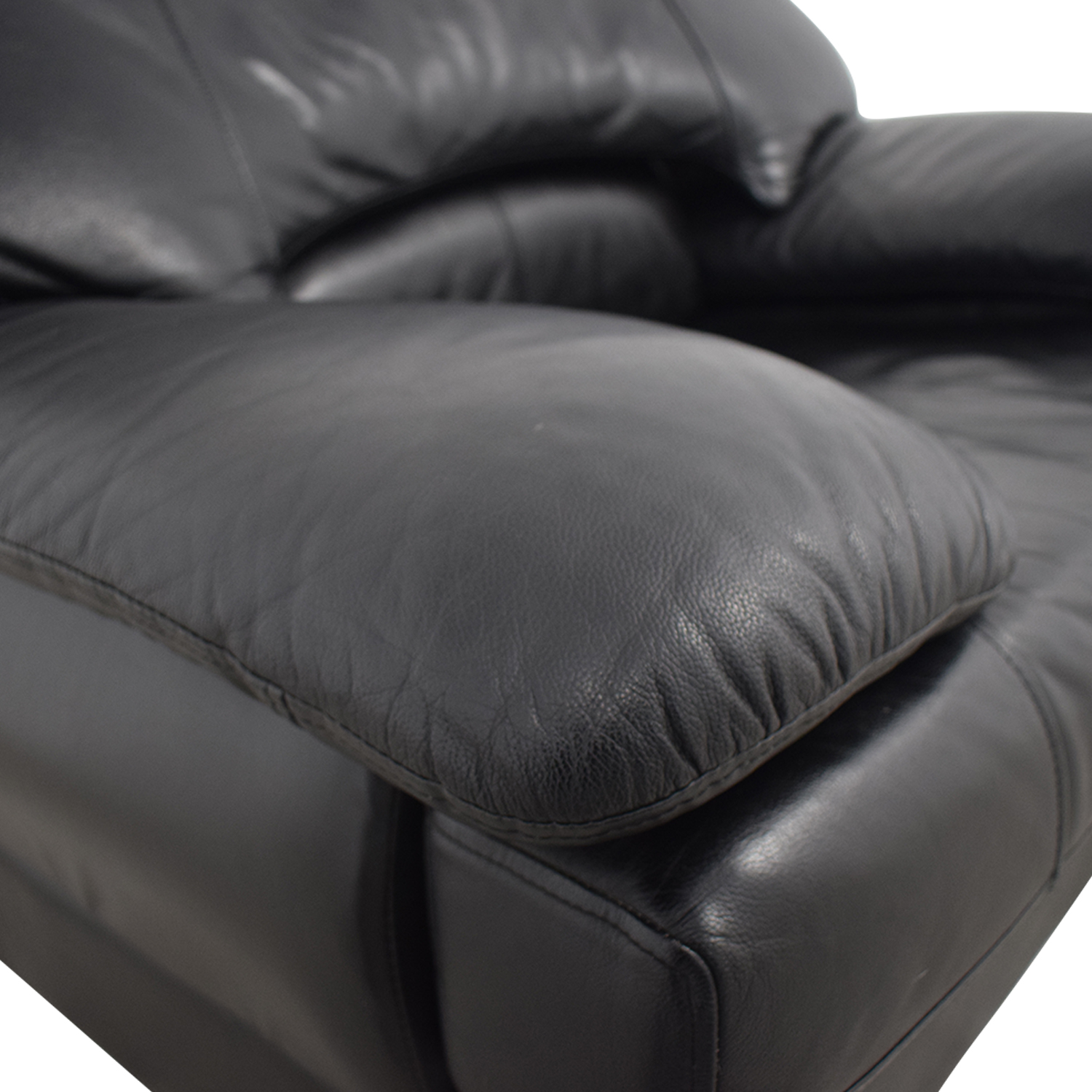 Black Oversized Accent Chair nyc