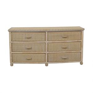 Wicker Dresser sale