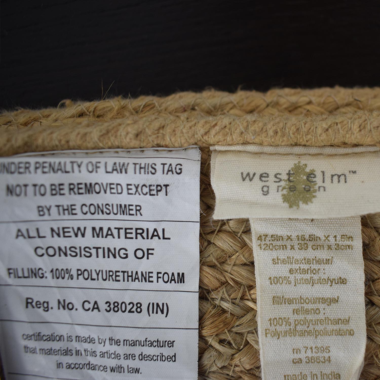 West Elm West Elm Terra Bench used