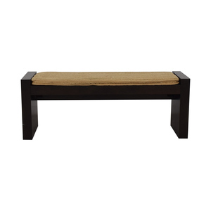 shop West Elm West Elm Terra Bench online