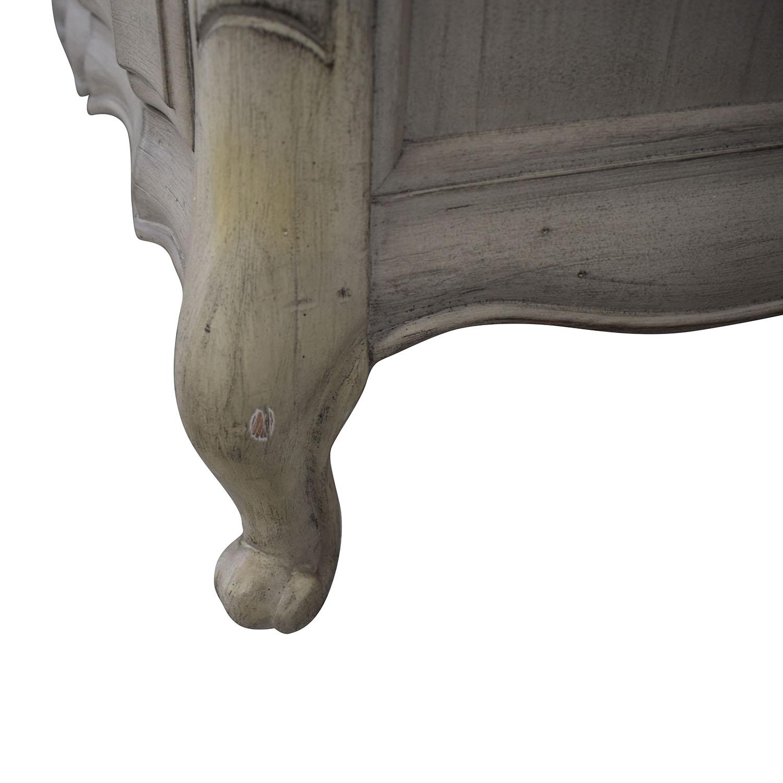 shop Restoration Hardware Restoration Hardware Marais Grey Six-Drawer Dresser online