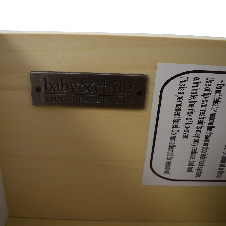 Restoration Hardware Restoration Hardware Marais Grey Six-Drawer Dresser nj