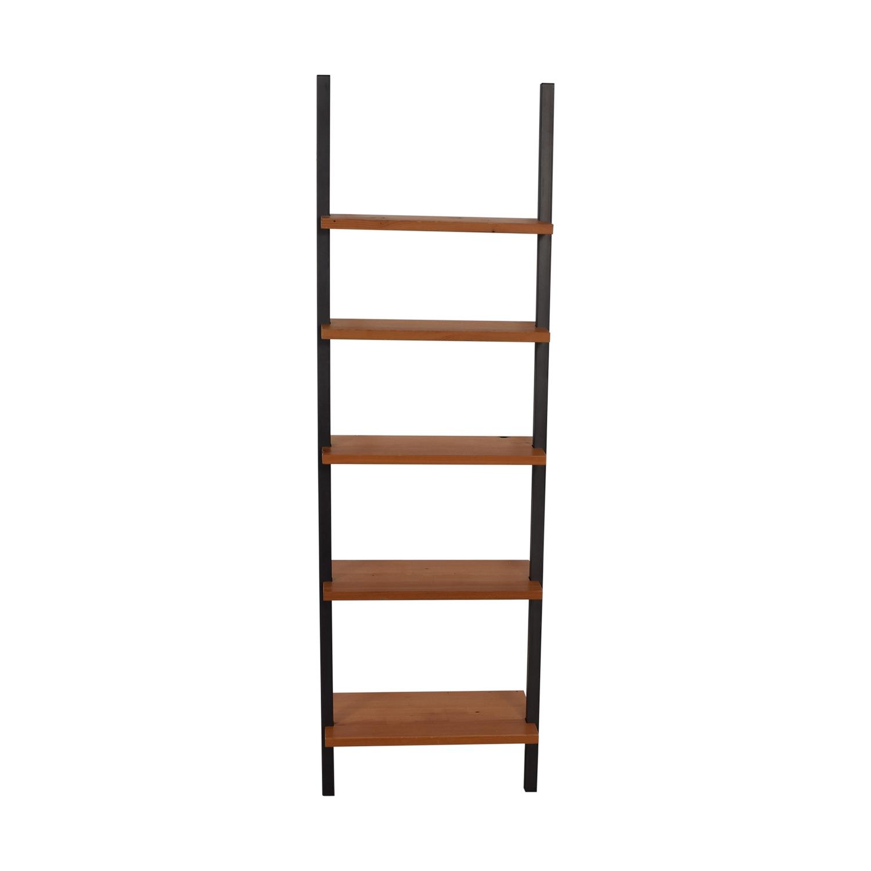 Room & Board Room & Board Gallery Leaning Shelves nj