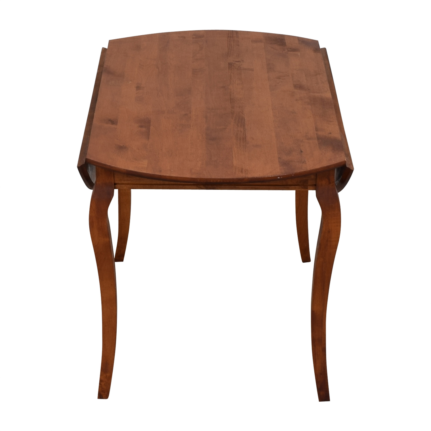 buy Folding Leaf Wood Dining Table  Tables