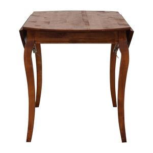 buy  Folding Leaf Wood Dining Table online