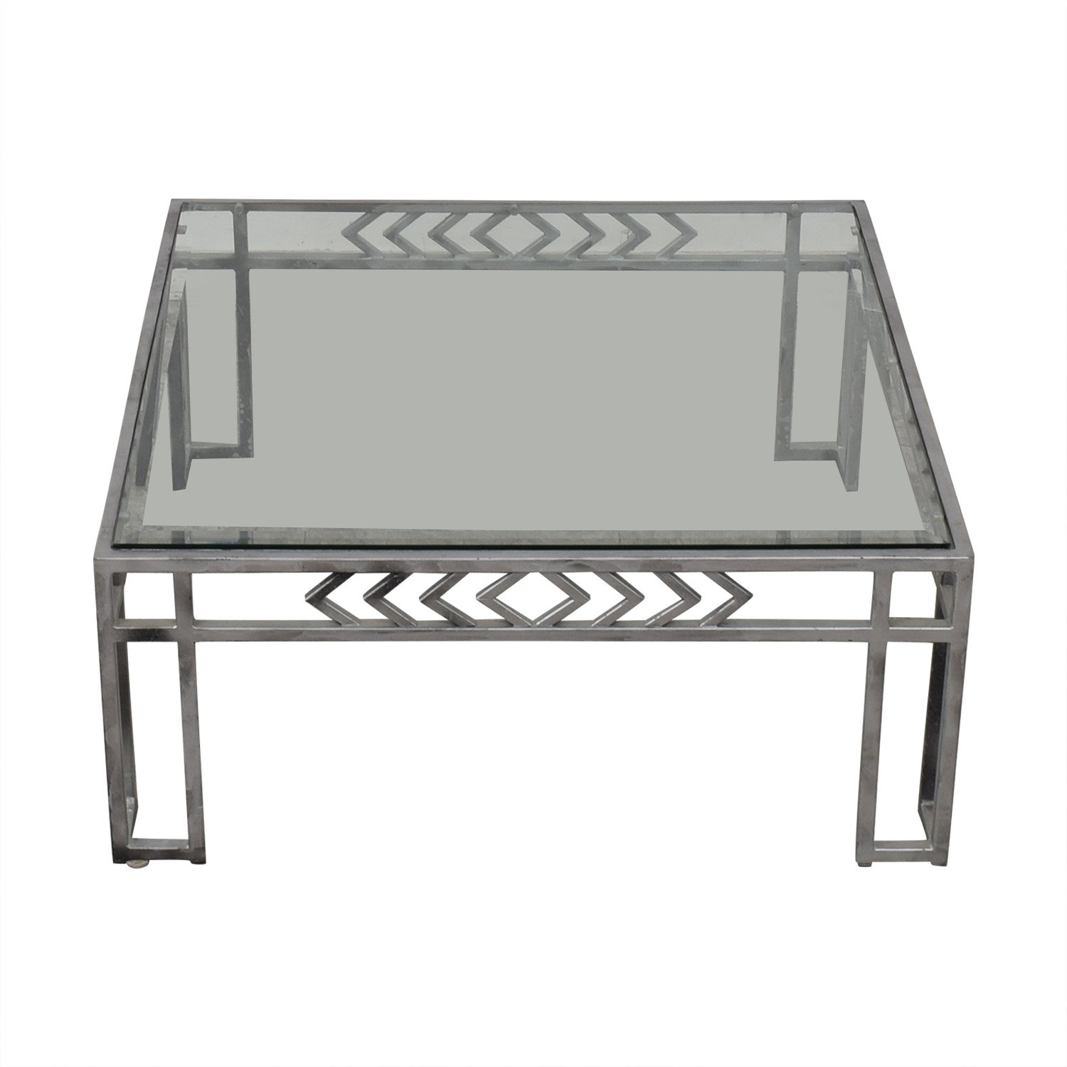 Glass Top Coffee Table coupon