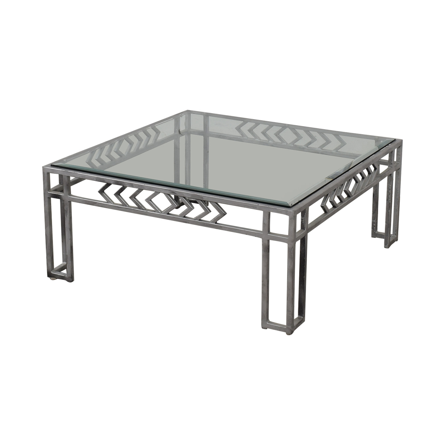 Glass Top Coffee Table sale