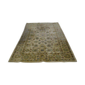 shop Crate & Barrel Crate & Barrel Kaleen Beige Multi-Colored Rug online