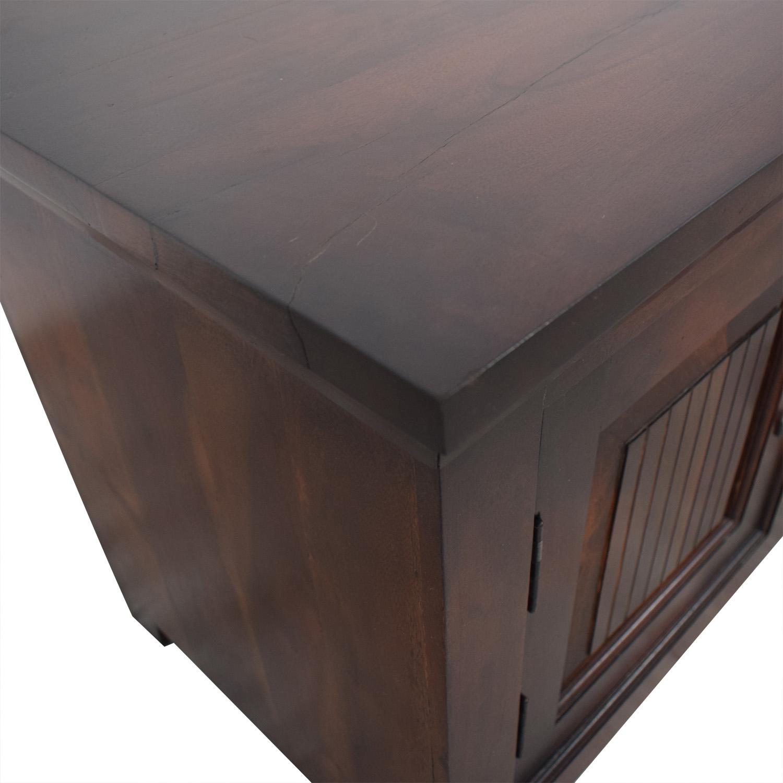 Crate & Barrel Crate & Barrel Kavari Media Console discount