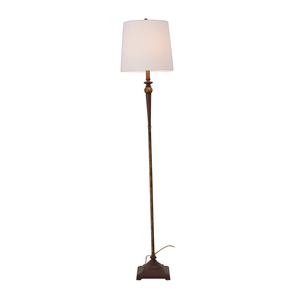 Distressed Floor Lamp coupon
