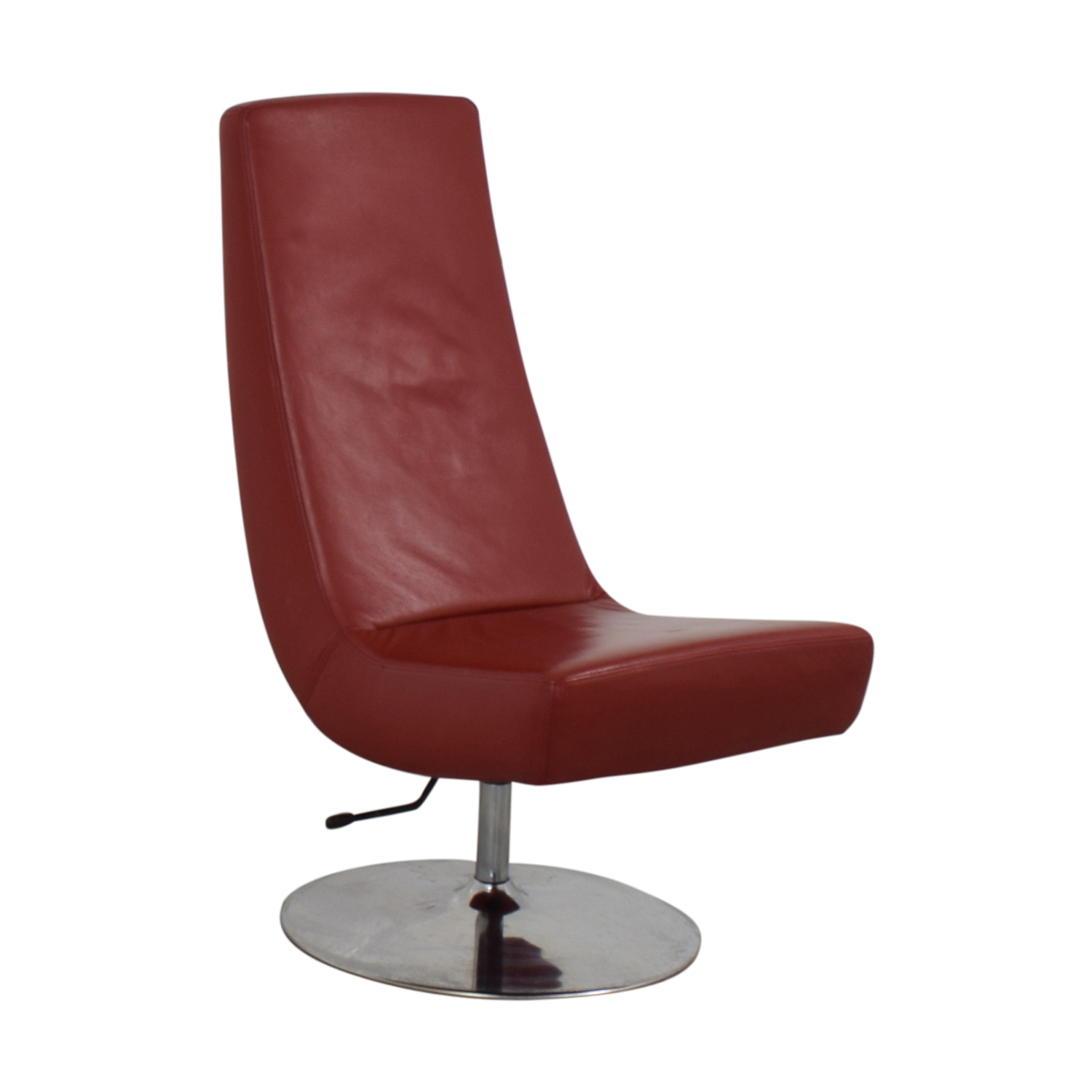 buy BoConcept Aero Style Red Office Swivel Chair BoConcept Chairs