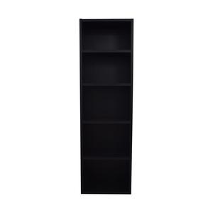 Crate & Barrel Bookcase sale