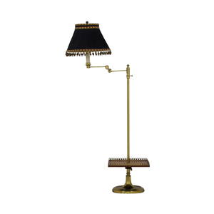 buy Brass Lamp with Tray