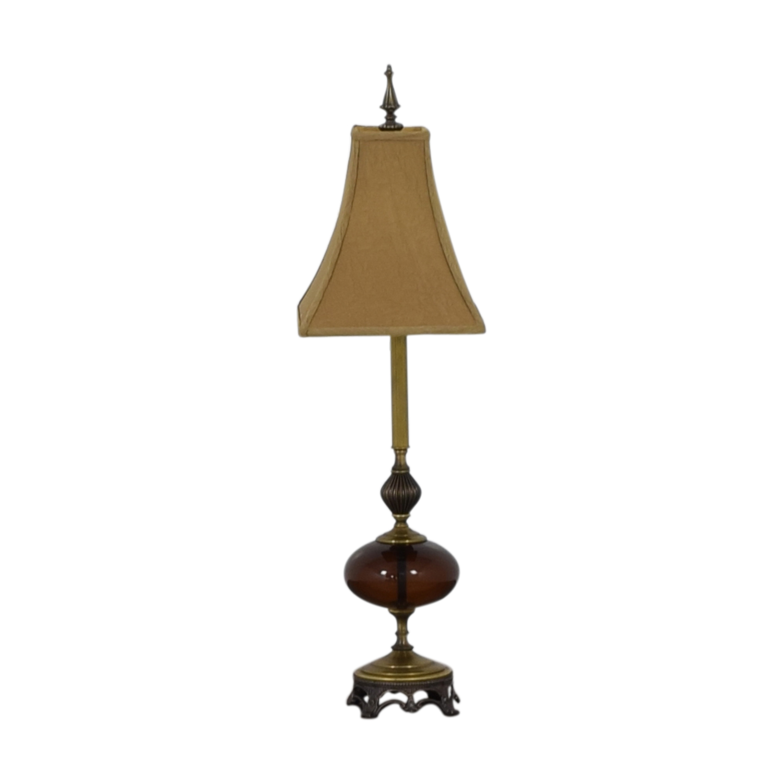 buy  Brass Table Lamp online