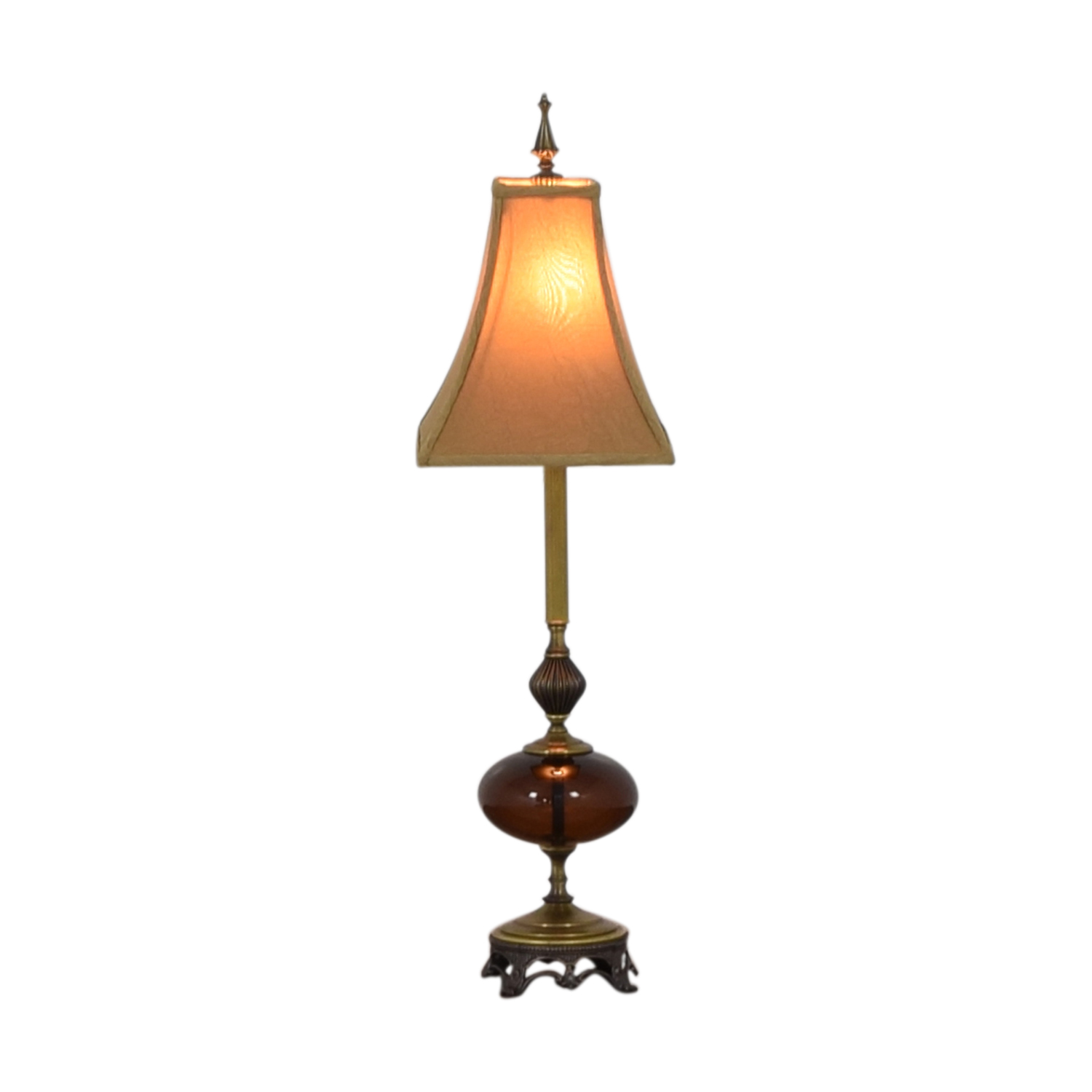 Brass Table Lamp second hand