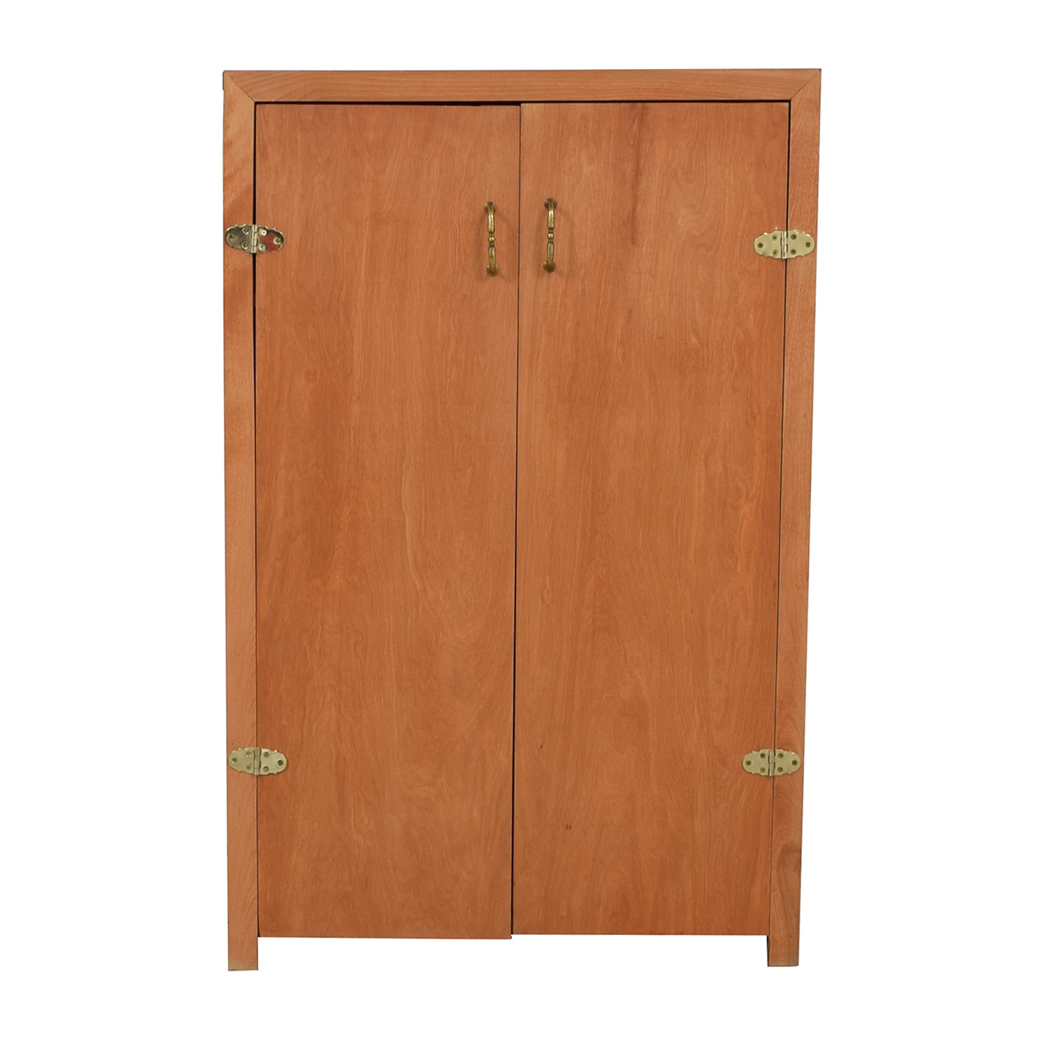 Mid Century Armoire on sale