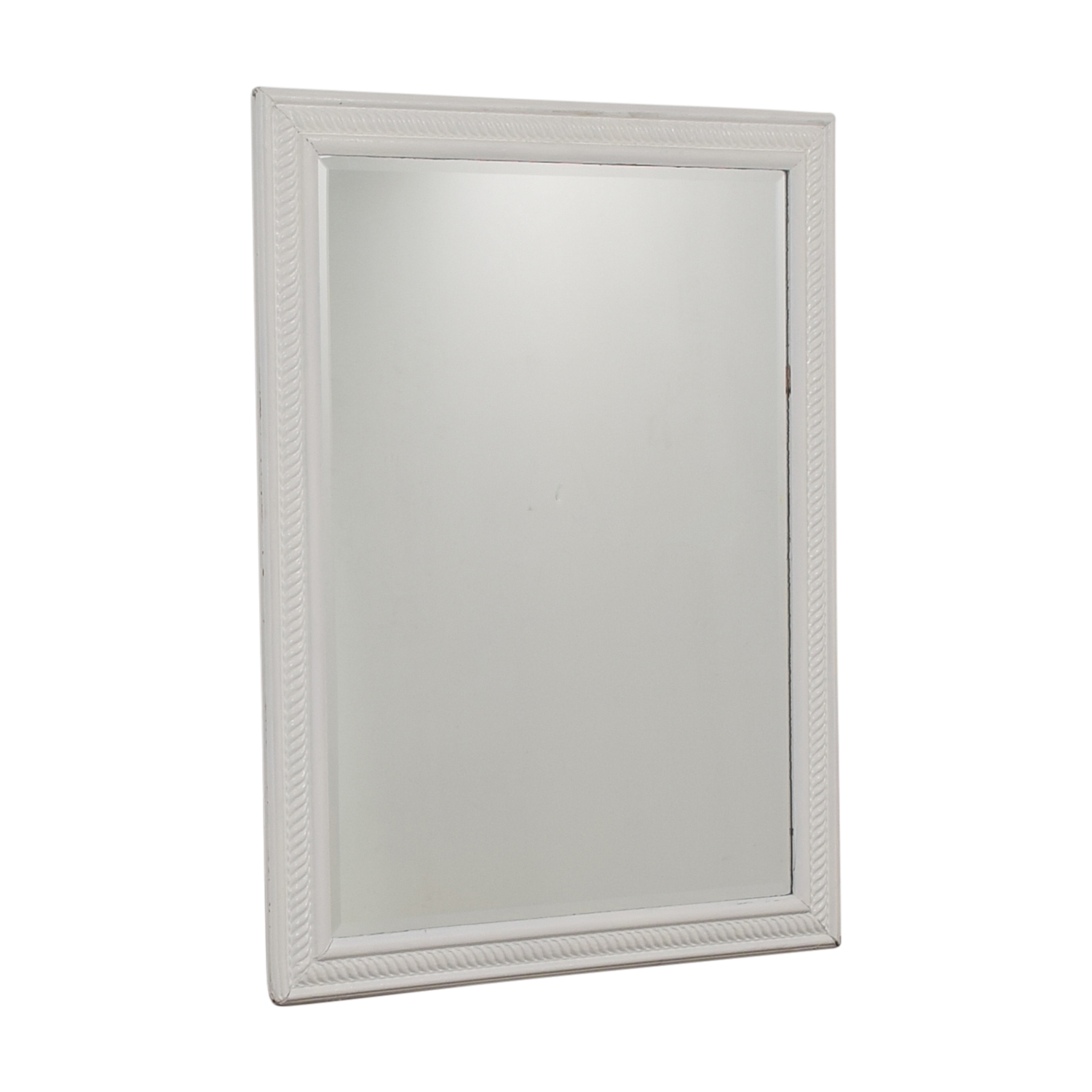 White Frames Wall Mirror second hand