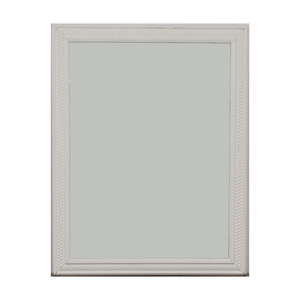 White Frames Wall Mirror coupon