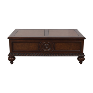 shop Ethan Allen Ethan Allen Two-Drawer Coffee Table online