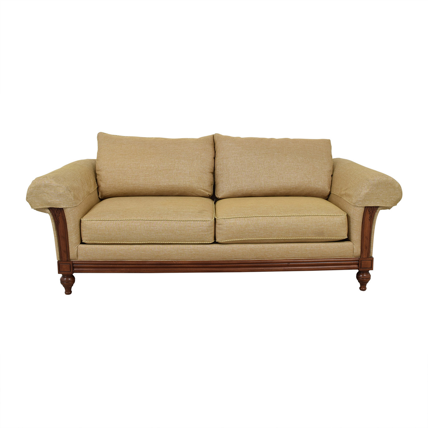 Ethan Allen Ethan Allen Upholstered Loveseat on sale
