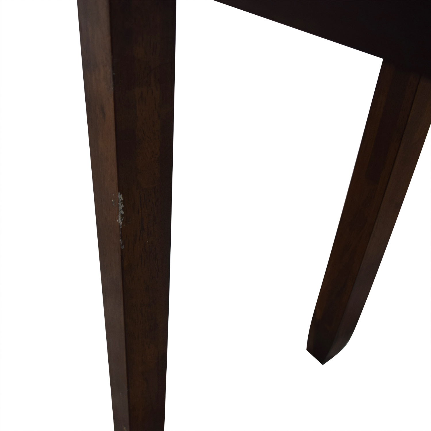 Two-Drawer Console Table used