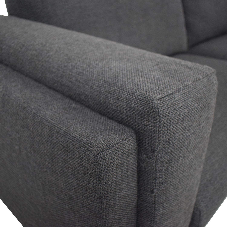 IKEA IKEA Nockeby Two-Seat Sofa for sale