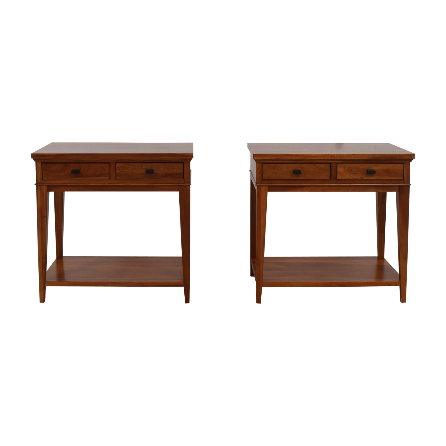 Restoration Hardware Restoration Hardware Nightstands dimensions