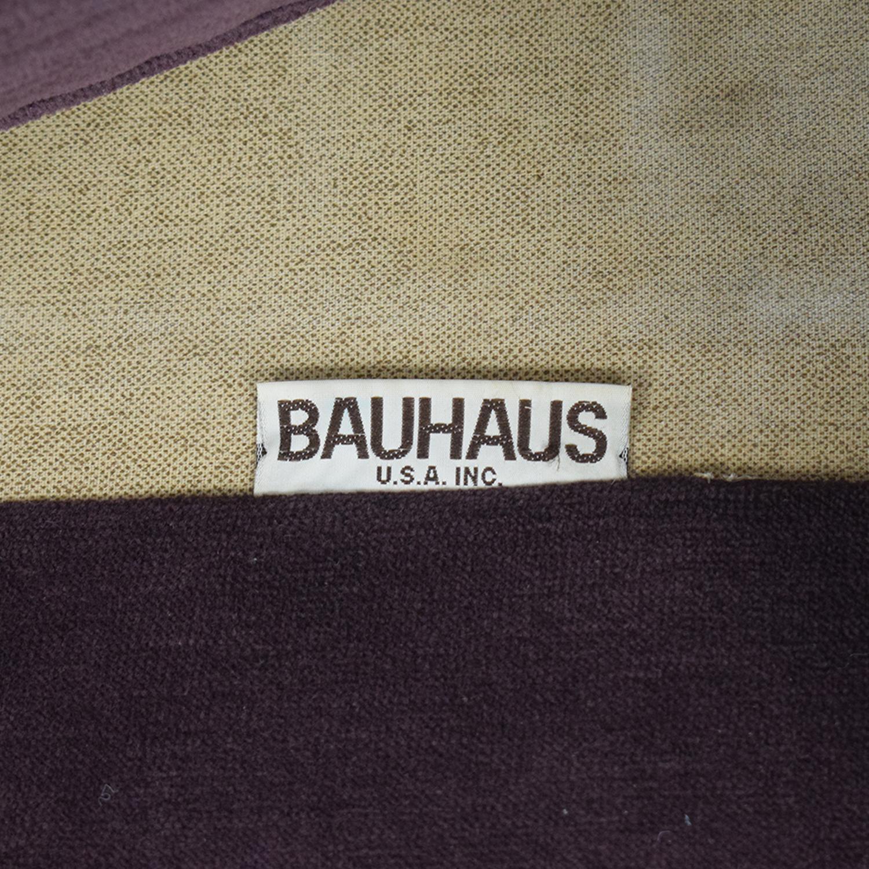 Bauhaus Furniture Bauhaus Furniture Plum Two-Cushion Loveseat used