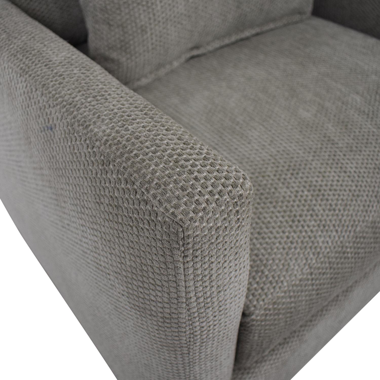 Robin Bruce Robin Bruce Allie Swivel Accent Chair nyc