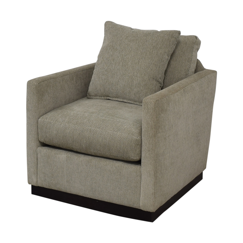 Robin Bruce Robin Bruce Allie Swivel Accent Chair discount