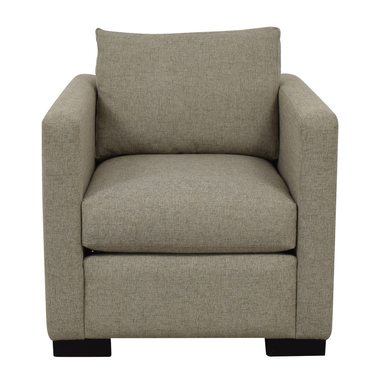 buy  Contemporary Beige Accent Chair online