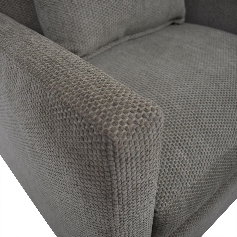 shop Robin Bruce Allie Swivel Accent Chair Robin Bruce