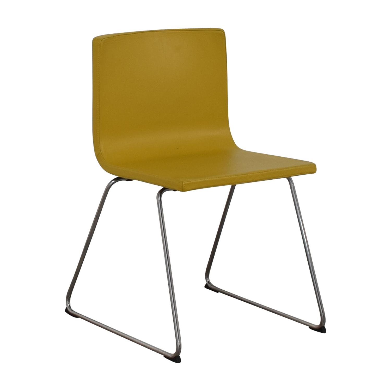 IKEA IKEA Bernhard Accent Chair yellow