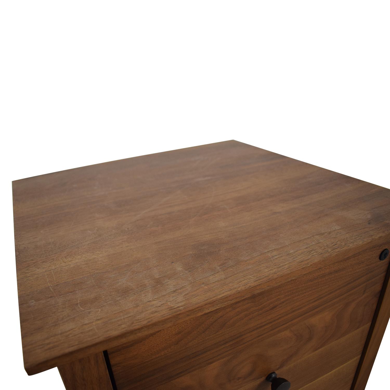 buy Crate & Barrel Crate & Barrel Three-Drawer Tall Dresser online