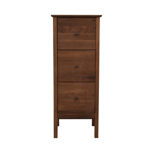Crate & Barrel Crate & Barrel Three-Drawer Tall Dresser price