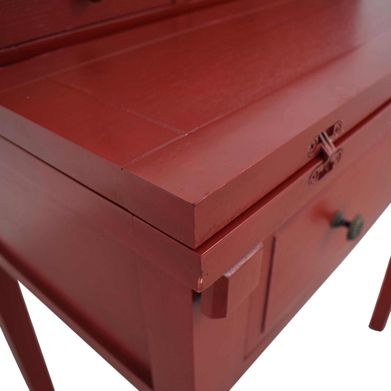Safavieh Safavieh Abigail Extendable Cherry Fold Down Desk coupon