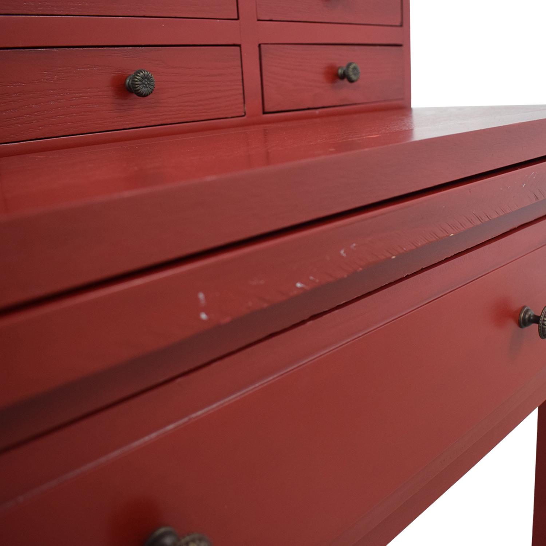 buy Safavieh Safavieh Abigail Extendable Cherry Fold Down Desk online
