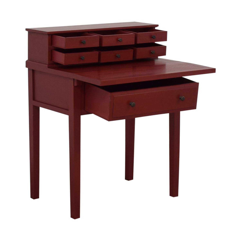 Safavieh Safavieh Abigail Extendable Cherry Fold Down Desk nj