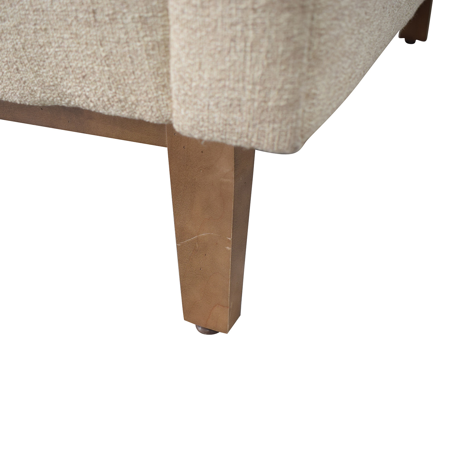 Rowe Furniture Rowe Furniture Beige Three Cushion Sofa coupon