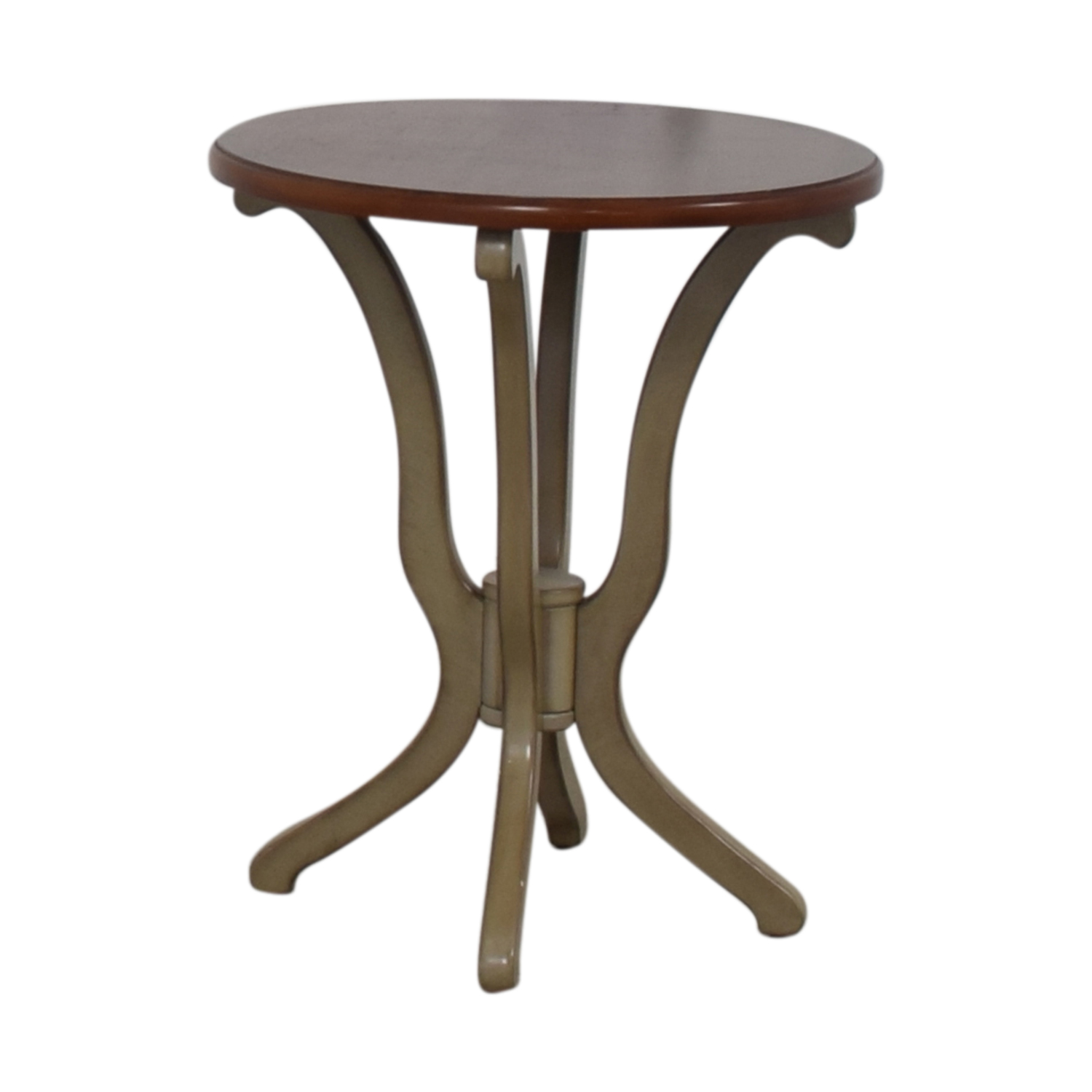 West Elm West Elm Side Table maple