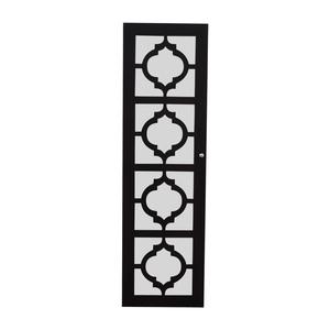 shop Black Mirrored Jewelry Rack  Decor