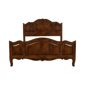 Ethan Allen Ethan Allen Dovetailed Full Bed Frame for sale