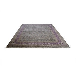 Antique Multi-Colored Floral Rug price