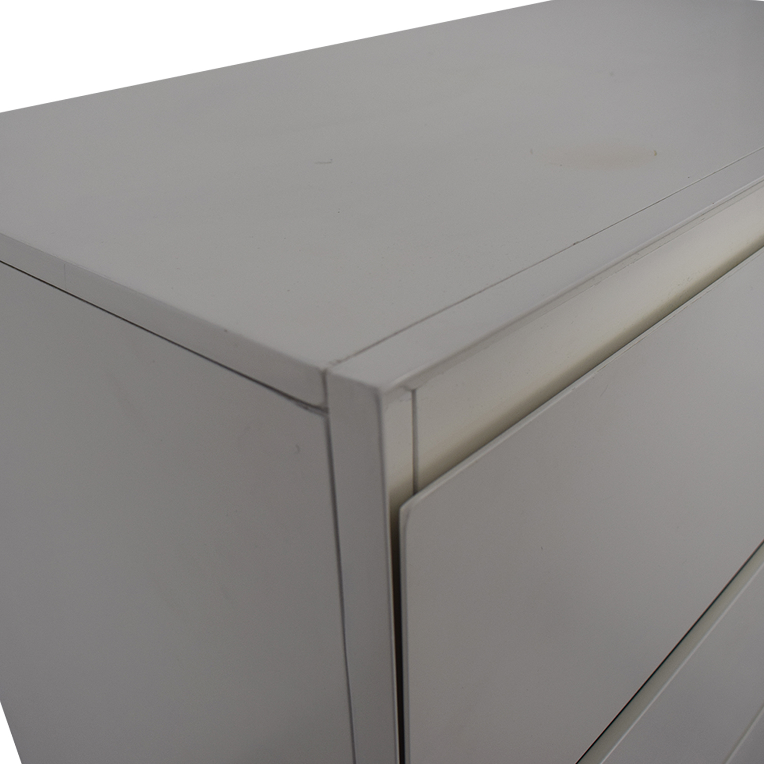 Furniture of America Furniture of America Leeroy Chest of Drawers white