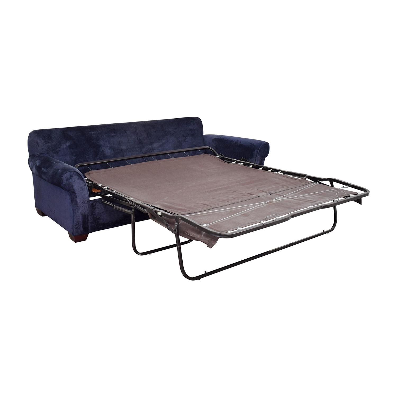 buy Crate & Barrel Sleeper Sofa Crate & Barrel
